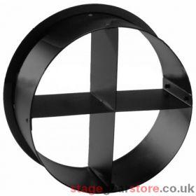 ETC PSF1031-1 Source 4 PAR Cross Baffle Top Hat, White