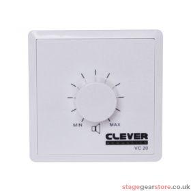 Clever Acoustics VC 20 100V 20W Volume Control