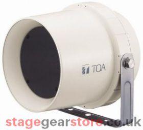 TOA CS-64 Wide Range Horn Speaker, 6W (100v), 96dB, 130 - 13KHz