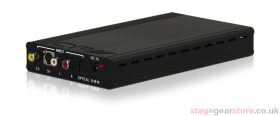 CYP SY-P295N CV/SV In to HDMI Out Analogue to Digital Converter