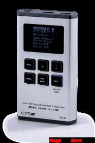 CYP XA-3P Portable HDMI Pattern Generator, Analyser & Cable Tester (4K, HDCP2.2, HDMI2.0)