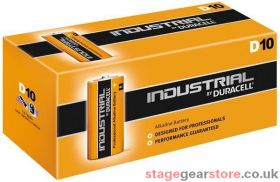 Duracell Industrial D - Box10