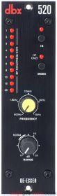 DBX 520 500 Series Module De-Esser Module 1U/3U