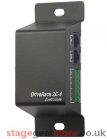 DBX ZC-4 - Wall-Mounted Zone Controller