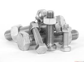 Doughty F833 - Bolts, Hexagonal Set Screw, M12 x 35mm, Per 100