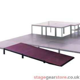 Doughty T77900 Easydeck Stage - Ramp System, 0mm - 250mm