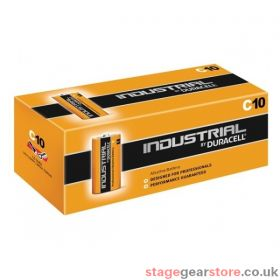 Duracell Industrial C - Box10