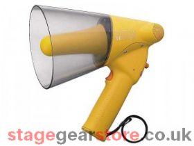 TOA ER-1206W Handheld Megaphone, 6W, Whistle, Range 250m/315m
