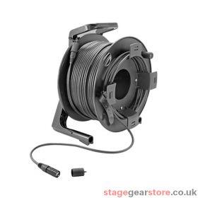 Allen & Heath 100m drum of˜CAT6 cable with Neutrik EtherCon locking connectors