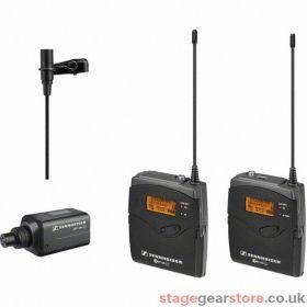 Sennheiser EW100 ENG G3 Portable Video Radio Mic System
