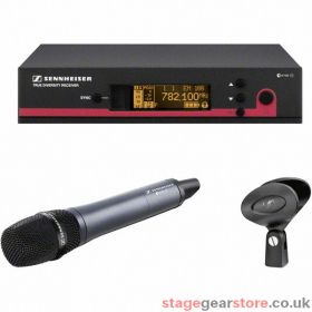 Sennheiser EW 165 G3 - Live stage vocal system