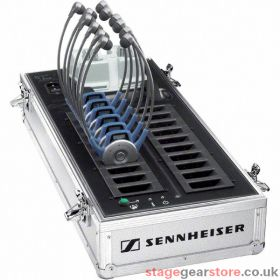 Sennheiser EZL 2020-20L - System charger and case
