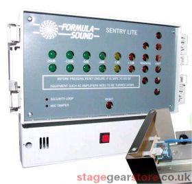Formula Sound 152 SENTRY LITE Sound Limiter