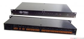 Formula Sound CX10T, 10 ch Audio Priority Interface, Fire Alarm sys
