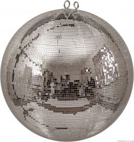 """FX Lab Professional Silver Mirror Ball 5mm x 5mm Facet Size 16"""""""""""