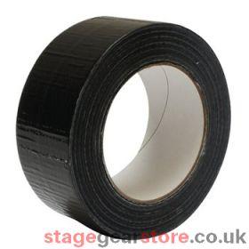 Gaffer Tape - Black 48mm x 50m
