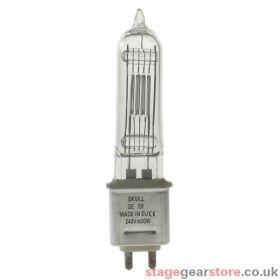 GE Lighting GKV 240v 600w lamp - Pack of 1