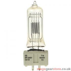 GE Lighting T11 / T19, 1000 watt, 240v lamp