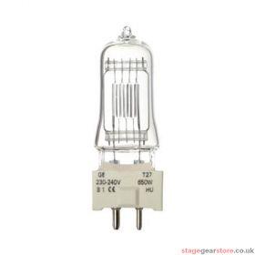 GE Lighting T26 / T27 lamp, 650w, 240v - pack of 1