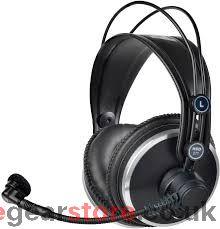 AKG HSD271 Mk II, Professional headset with microphone