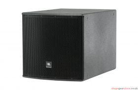 JBL ASB7118 Ultra Long Excursion High Power Single 18