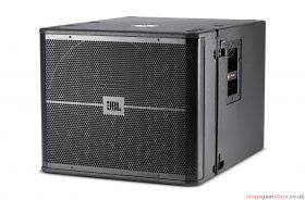 "JBL VRX918S 18"" Passive High-Power Flying Subwoofer 800W Black"