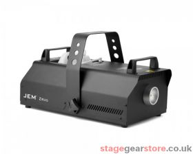 Jem ZR35 Hi-Mass DMX Smoke Machine c/w Remote Control