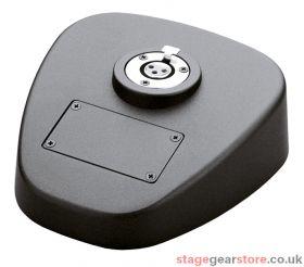 Konig & Meyer 29390 Black Microphone Table Base