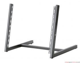 Konig & Meyer 40900 Rack Desk Stand in Black