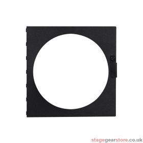 LDR Luci Della Ribalta Soffio/Suono Profile Gel Frame, 125 x 125mm Black