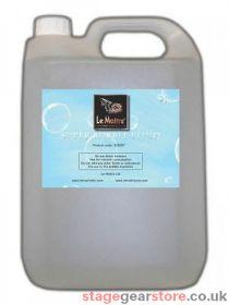 Le Maitre ICE007 - Super Bubble Fluid - 5 Litre Bottle