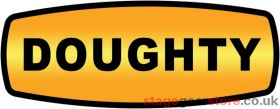 Doughty S0131 M8 X 30 Knob Male, Black