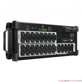 Mackie DL32S 32 Channel Wireless Digital Mixer Portable live sound mixer with iPad control.