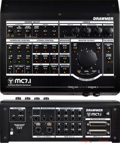 Drawmer MC7.1 Surround Sound Desktop Monitor Controller