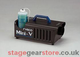 Rosco 200811100240 Mini-V Fog Machine (Smoke)