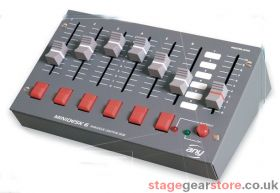 Anytronics Mini Desk 6, Analogue 0-10v
