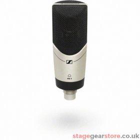 Sennheiser MK 4 Large Diaphragm Cardioid Studio Microphone