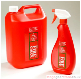MSL Fire Check Flame Proofing Liquid - 5L Bottle