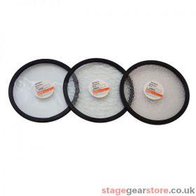Optikinetics FG7037 6 Inch Distortion Wheels Set of 3