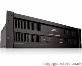 QSC ISA800Ti Commercial Power Amplifier