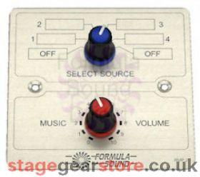 Formula Sound  058 - RMP2 Remote Panel for ZMR243