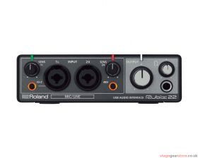 Roland RUBIX22 USB Audio Interface 2-In/2-Out for PC/MAC/IPAD