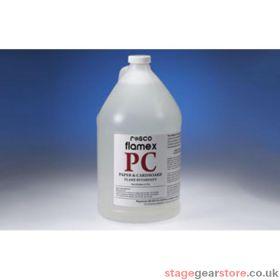 Rosco 150079pc0128 - Flamex PC - Paper - gallon