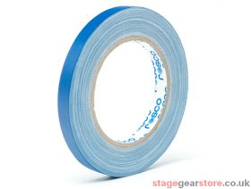 Discontinued - Rosco 50523010 Blue Spike Tape 12mm x 25m