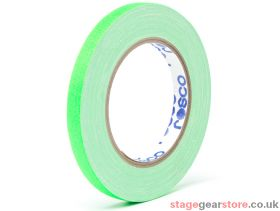 Rosco 50524010 Green Spike Tape 12mm x 25m