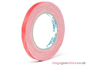 Discontinued - Rosco Tapes - RED Spike Tape 12mm x 25m  50521010