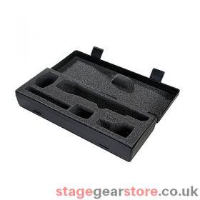 Sennheiser Case with insert, black 340x125x60mm