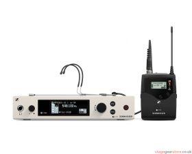 Sennheiser ew 300 G4-HEADMIC1-RC-BW Wireless headmic set.