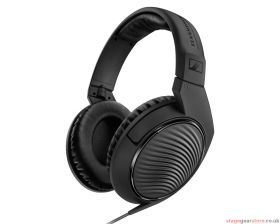 Sennheiser HD 200 PRO Hi-fi stereo headphones, 32 Ω, closed.