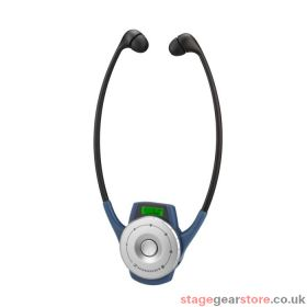Sennheiser HDE 2020-D-II Headset receiver, digital, 6 or 8 chanel